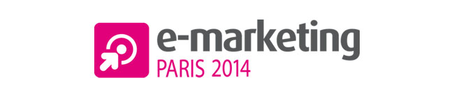 Rendez-vous au Salon E-Marketing à Paris !