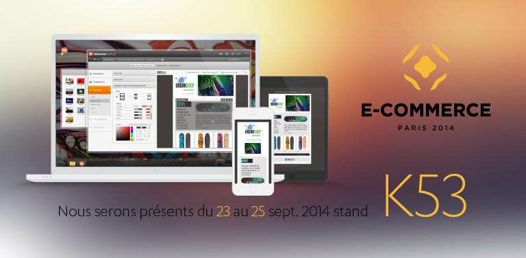 Sarbacane Software et Primotexto seront présents au salon E-Commerce Paris 2014