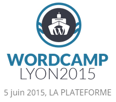 logo word camp lyon