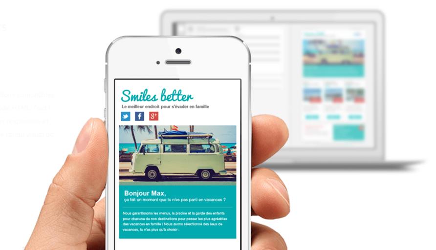 Tendance emailing 2015 : place au responsive design