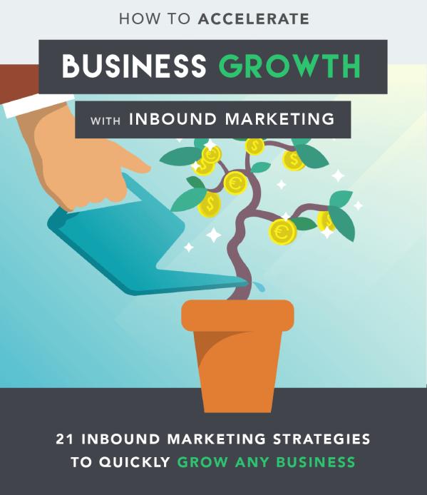 21 stratégies inbound marketing pour faire grandir votre business