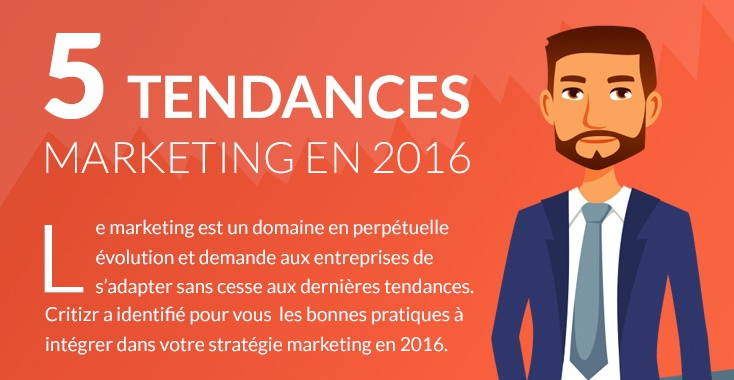 5 Tendances Marketing en 2016