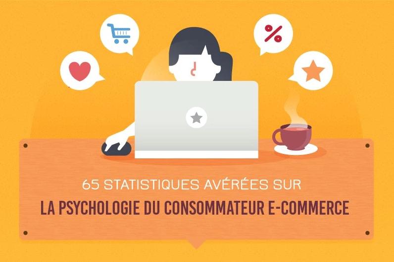 65 chiffres sur la psychologie du consommateur ecommerce
