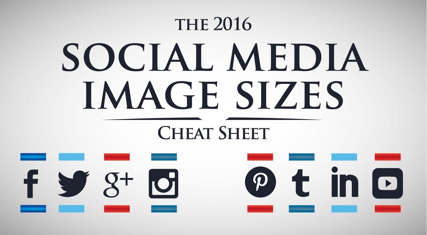 Rappel de toutes les tailles d'images pour poster sur les réseaux sociaux