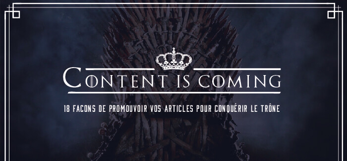 content marketing game of thrones