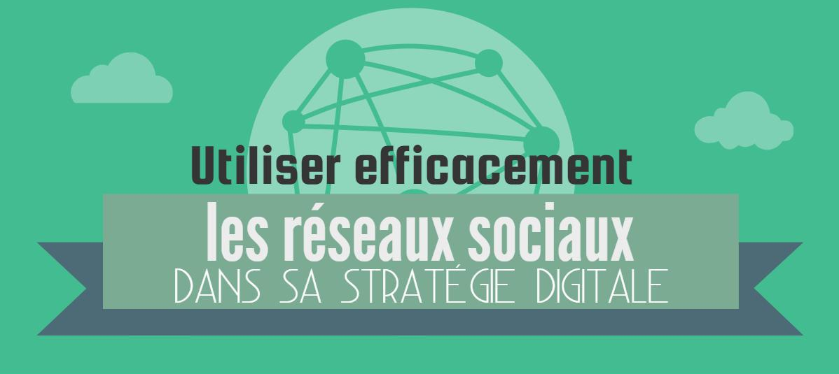 utiliser les réseaux sociaux dans sa stratégie digitale