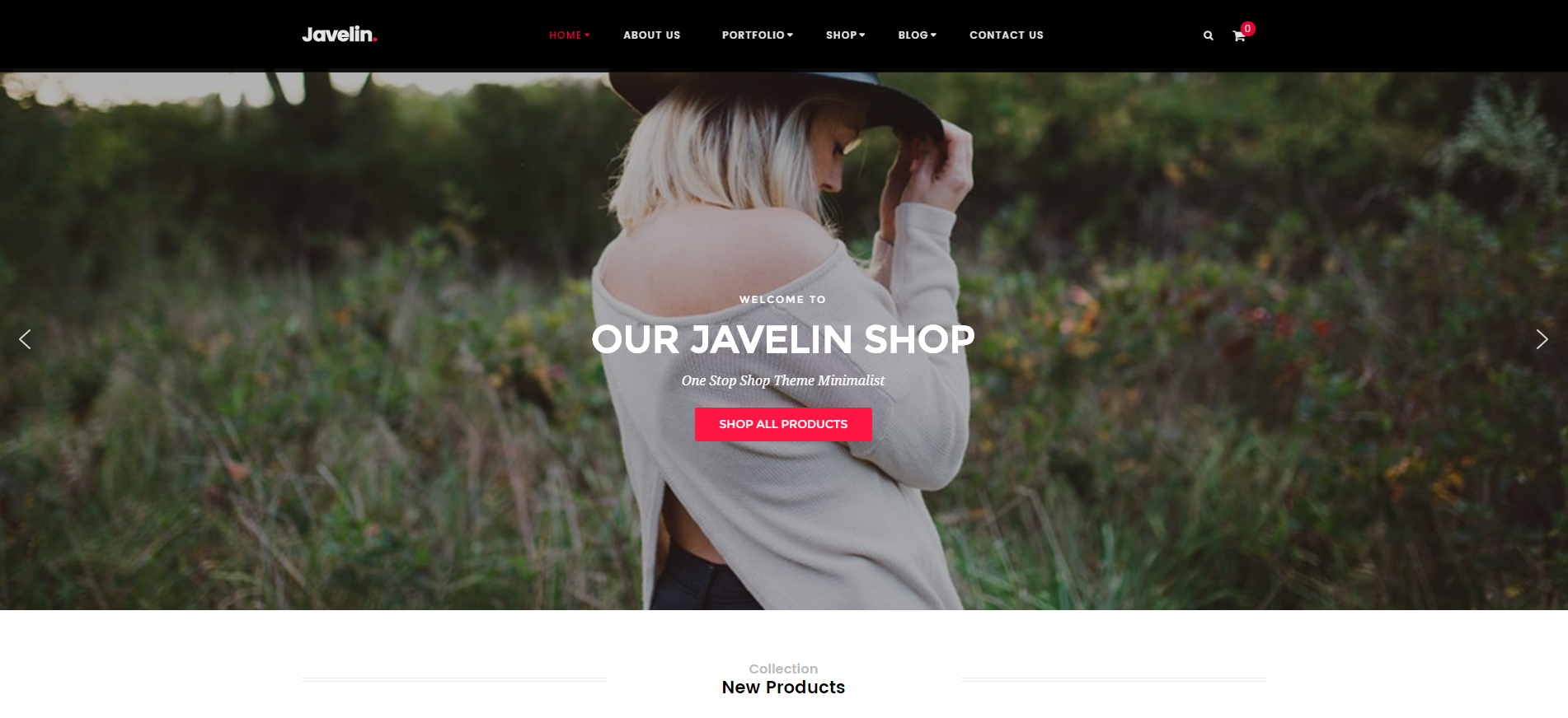 meilleur theme wordpress javelin