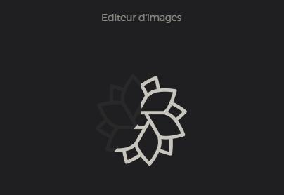 Loading image editor