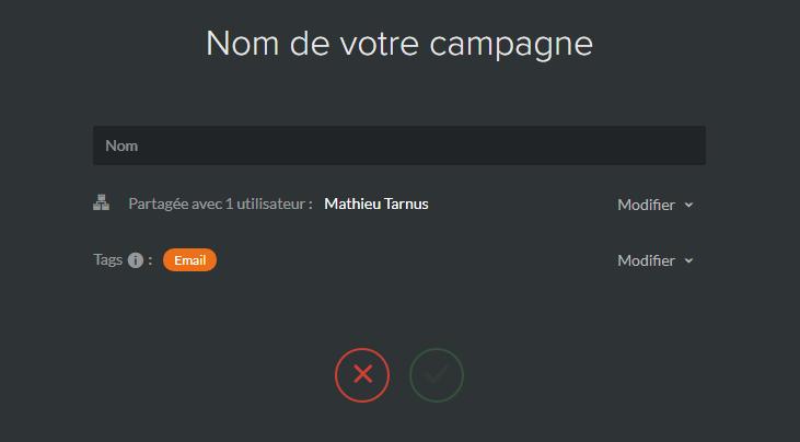 partage campagne