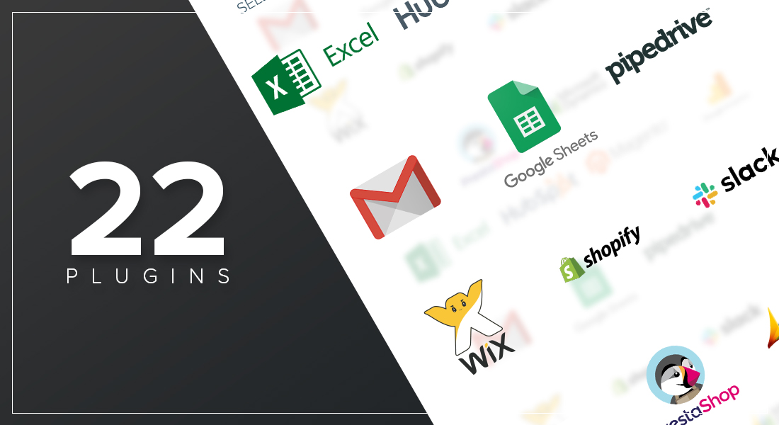 22 Plugins pour connecter Sarbacane à tous vos outils
