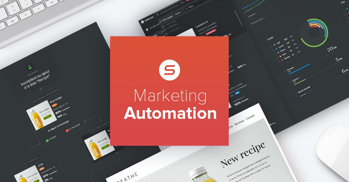 Petit guide du Marketing Automation et 3 scénarios pour débuter