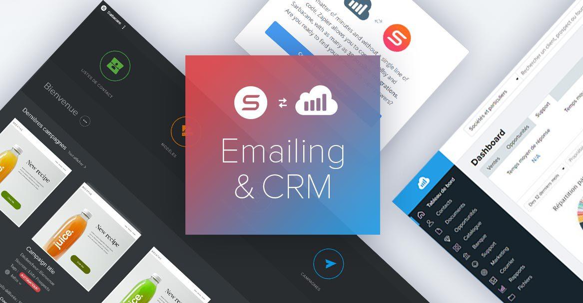 Emailing et CRM : la combinaison gagnante pour vos campagnes marketing