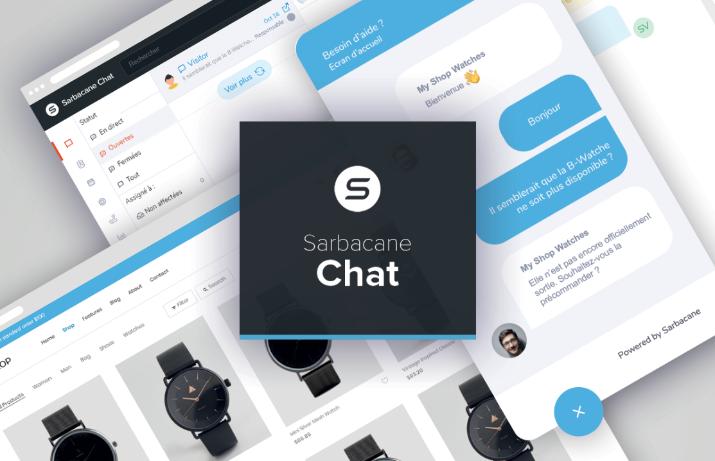 Sarbacane Chat : le nouvel outil de gestion de la relation client
