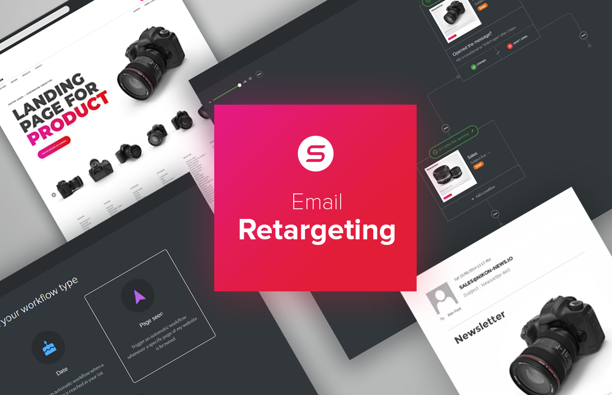 Email retargeting : comment relancer les visiteurs de votre site avec Sarbacane ?