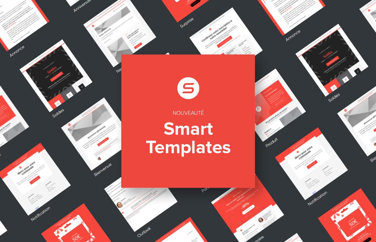 Smart Templates : un générateur intelligent de modèles d'email à votre image