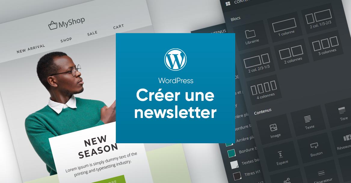 Nos conseils pour créer une newsletter avec WordPress