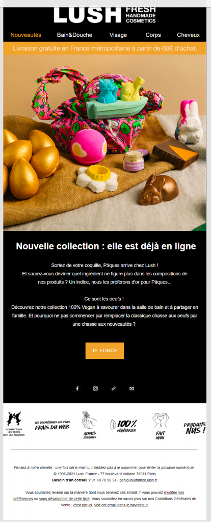 campagne-emailing-lush
