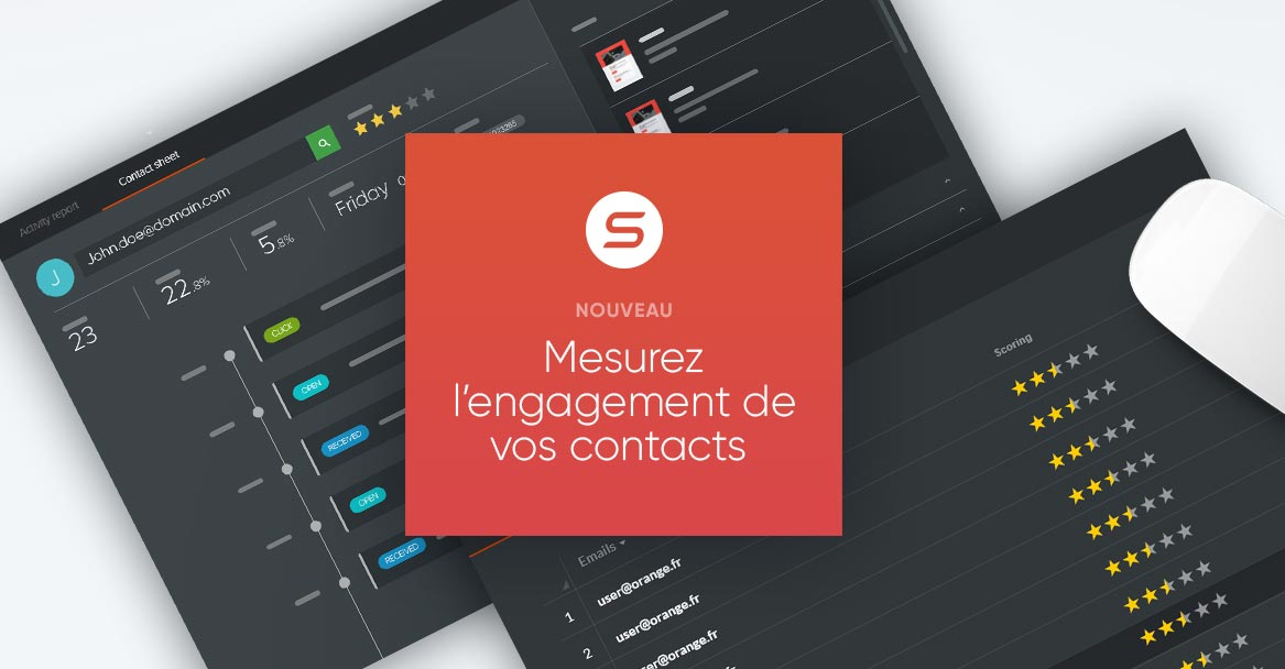 Engagement & Email marketing : mesurer pour mieux cibler !